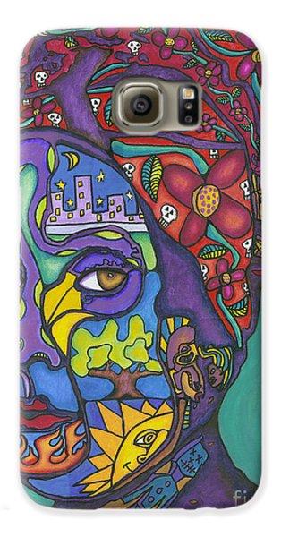 Voodoo Galaxy S6 Case - Marie Laveau by David Craig
