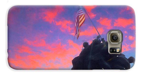 Marines At Dawn Galaxy S6 Case