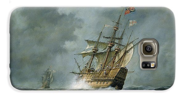 Transportation Galaxy S6 Case - Mary Rose  by Richard Willis