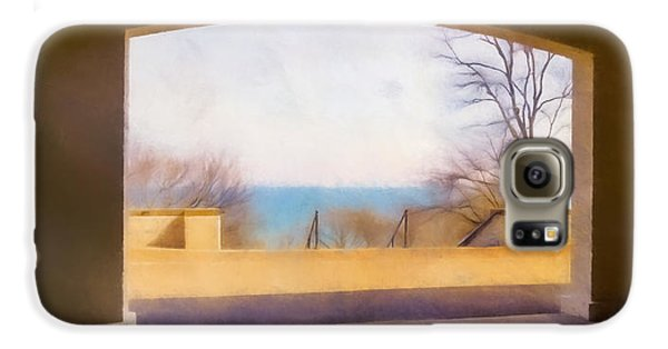 Mediterranean Dreams Galaxy S6 Case by Scott Norris