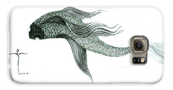 Megic Fish 1 Galaxy S6 Case by James Lanigan Thompson MFA