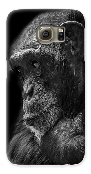 Melancholy Galaxy S6 Case by Paul Neville