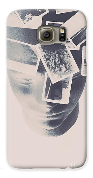 Visual Galaxy S6 Case - Memories Beyond The Mind by Jorgo Photography - Wall Art Gallery