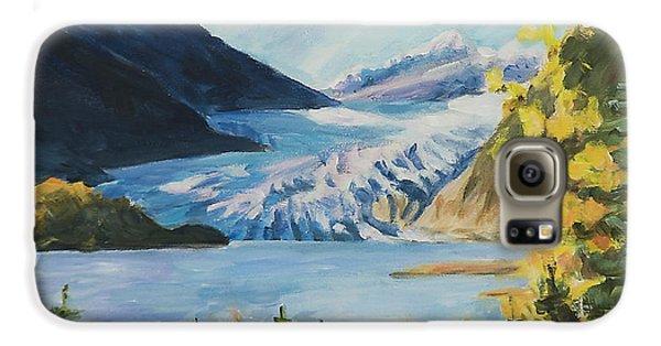 Mendenhall Glacier Juneau Alaska Galaxy S6 Case