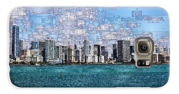 Miami, Florida Galaxy S6 Case