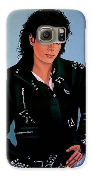 Michael Jackson Bad Galaxy S6 Case