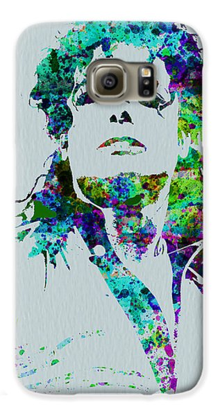 Michael Jackson Galaxy S6 Case by Naxart Studio