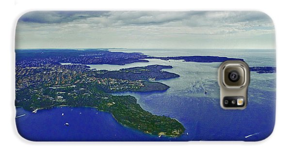 Middle Head And Sydney Harbour Galaxy S6 Case