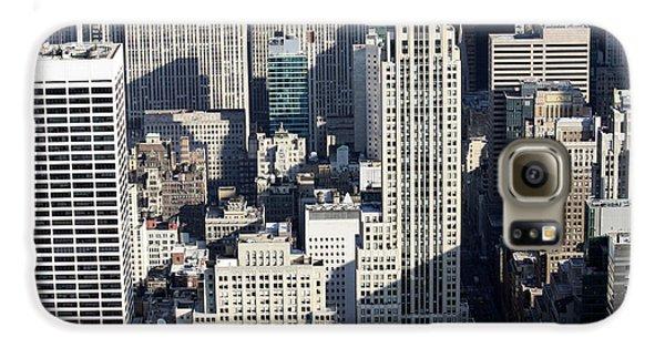 Midtown Manhattan Galaxy S6 Case