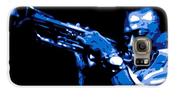 Trumpet Galaxy S6 Case - Miles Davis by DB Artist