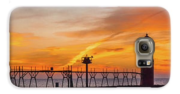 Galaxy S6 Case featuring the photograph Mine Eyes Have Seen The Glory by Bill Pevlor