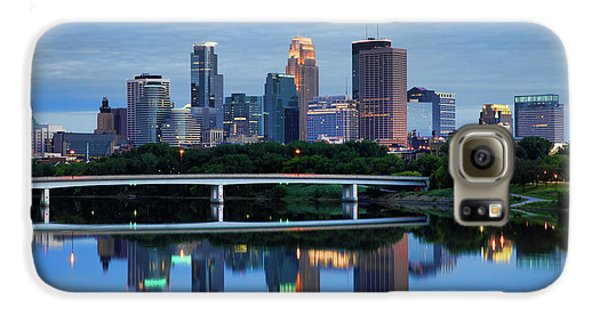Minneapolis Reflections Galaxy S6 Case