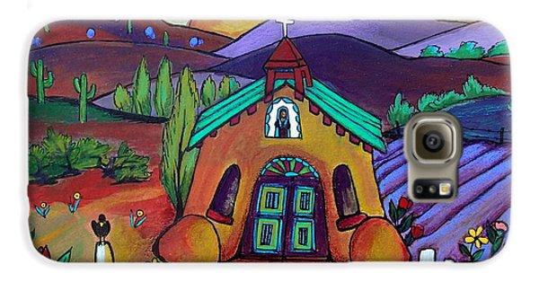 Mission Del Corazon Galaxy S6 Case