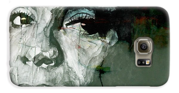 Blues Legend Galaxy S6 Case - Mississippi Goddam by Paul Lovering