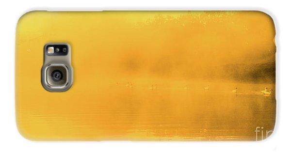 Misty Gold Galaxy S6 Case