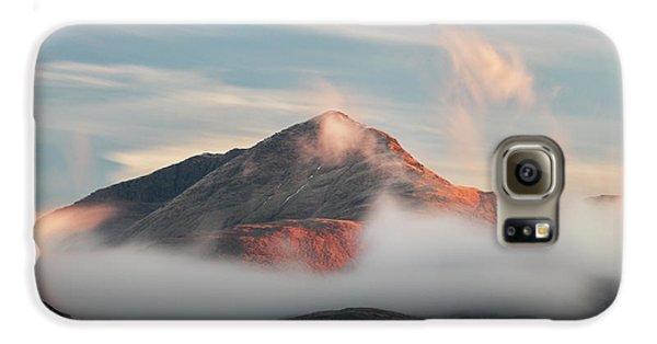Misty Mountain Galaxy S6 Case by Grant Glendinning