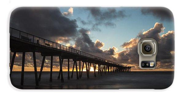 Misty Sunset Galaxy S6 Case