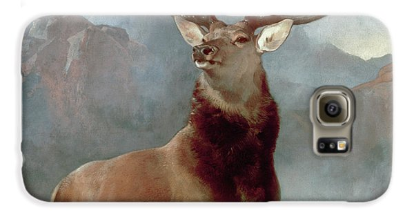 Monarch Of The Glen Galaxy S6 Case