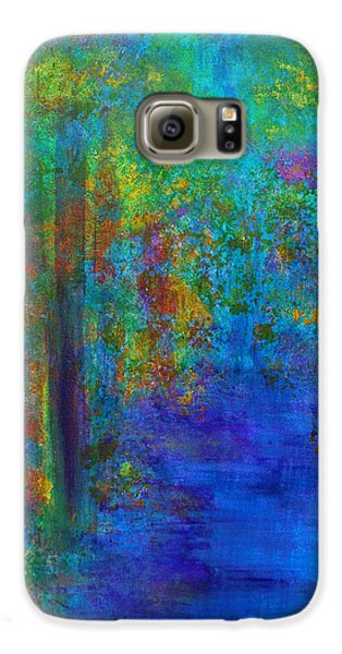 Monet Woods Galaxy S6 Case