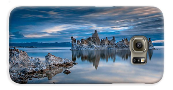 Mono Lake Tufas Galaxy S6 Case