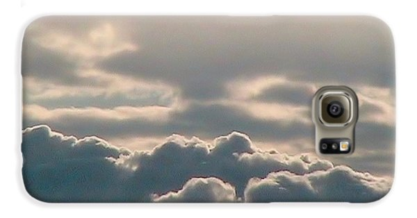 Monsoon Clouds Galaxy S6 Case