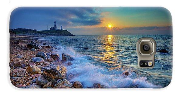 Montauk Sunrise Galaxy S6 Case