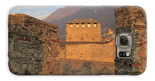 Montebello - Bellinzona, Switzerland Galaxy S6 Case by Travel Pics