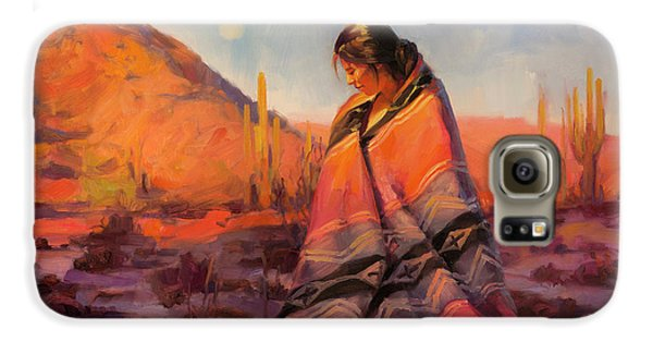Magician Galaxy S6 Case - Moon Rising by Steve Henderson