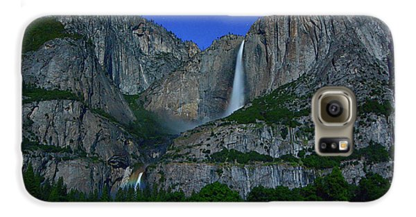 Moonbow Yosemite Falls Galaxy S6 Case