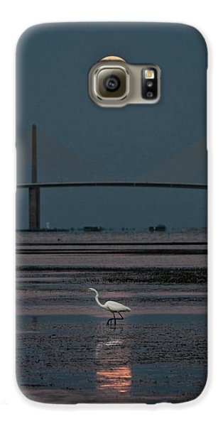 Moonlight Stroll Galaxy S6 Case