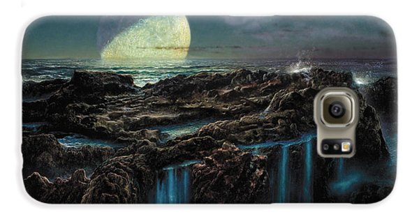 Moonrise 4 Billion Bce Samsung Galaxy Case by Don Dixon