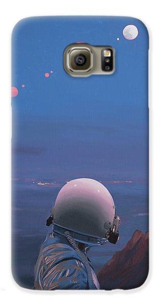 Moons Galaxy S6 Case