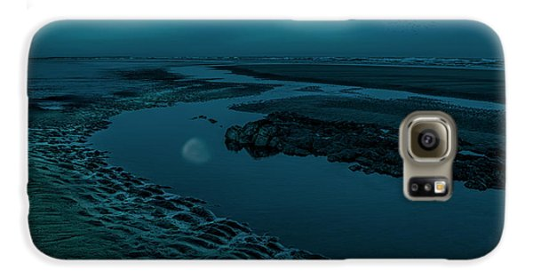 Moonscape 4 Galaxy S6 Case
