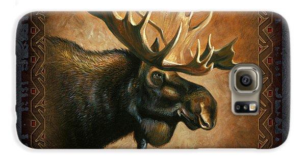 Moose Lodge Galaxy S6 Case