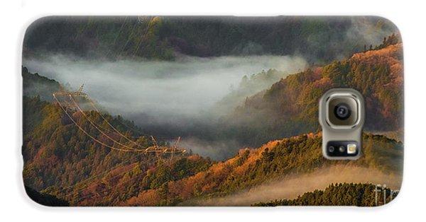Morning Light Galaxy S6 Case by Tatsuya Atarashi