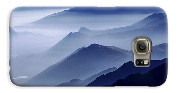 Morning Mist Galaxy S6 Case by Chad Dutson