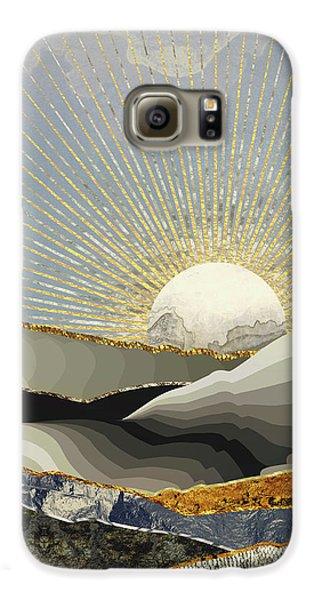 Landscapes Galaxy S6 Case - Morning Sun by Katherine Smit