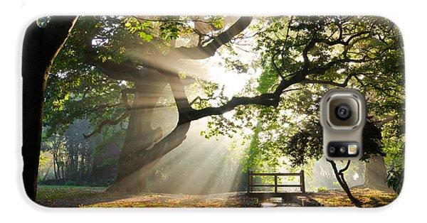 Morning Sunrise In Hampden Park Galaxy S6 Case