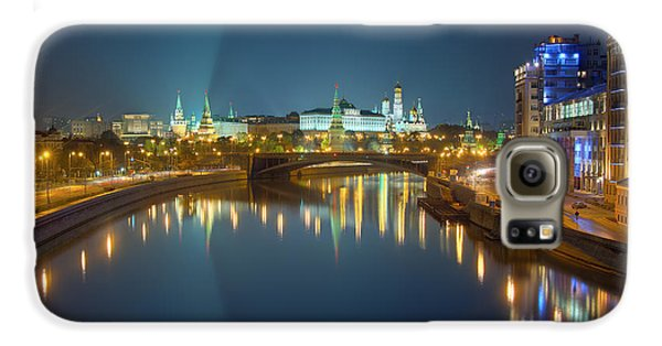 Moscow Kremlin At Night Galaxy S6 Case