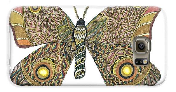 Moth Galaxy S6 Case