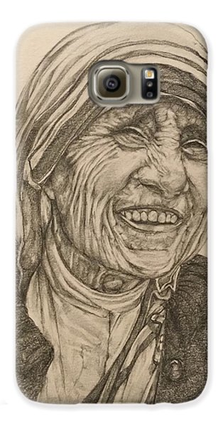 Mother Theresa Kindness Galaxy S6 Case by Kent Chua