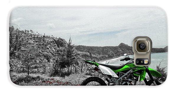 Galaxy S6 Case - Motocross by Wahyu Nugroho