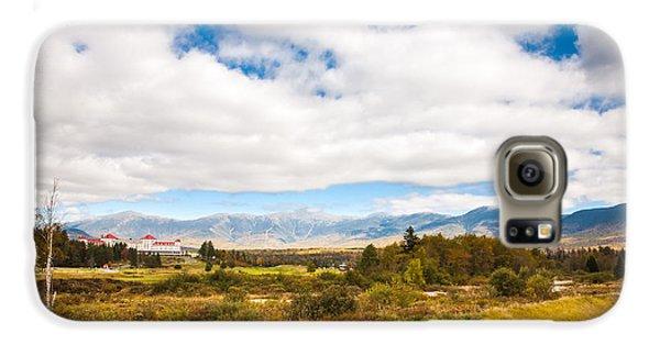 Mount Washington Hotel Galaxy S6 Case