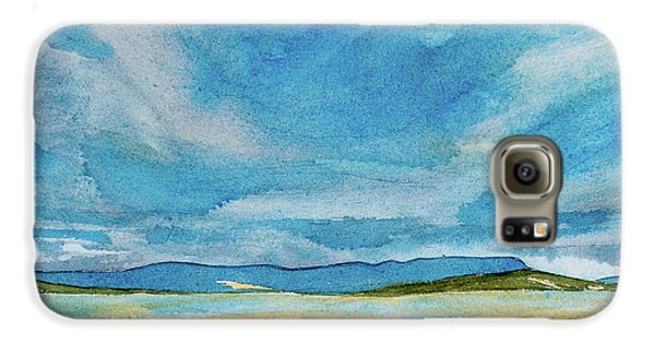 View Of Mount Wellington From South Bruny Island Galaxy S6 Case
