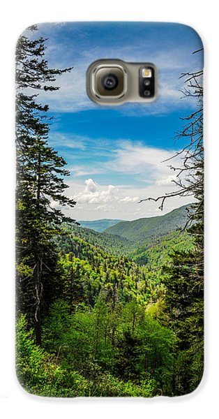 Mountain Pines Galaxy S6 Case