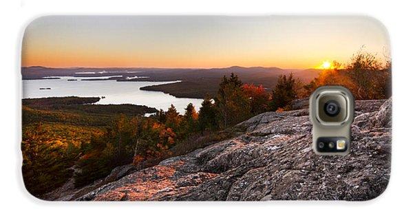 Mt. Major Summit Galaxy S6 Case