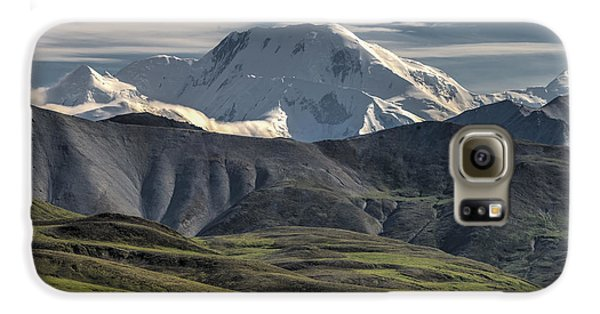 Galaxy S6 Case featuring the photograph Mt. Mather by Gary Lengyel