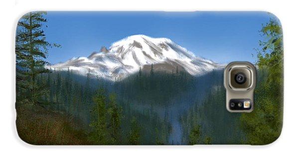 Mt Rainier Galaxy S6 Case