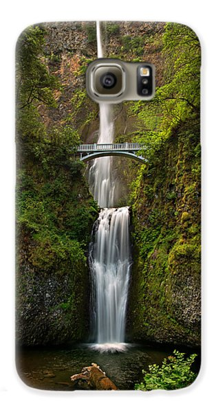 Multnomah Falls Galaxy S6 Case