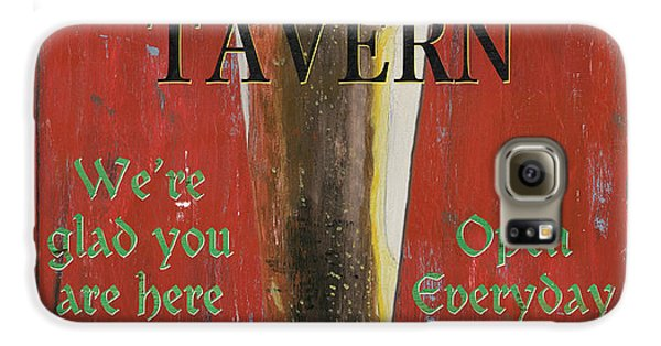 Murphy's Tavern Galaxy S6 Case by Debbie DeWitt